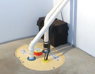 WATERPROOFING SYSTEM MAINTENANCE
