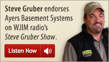 Steve Gruber Show endorsement